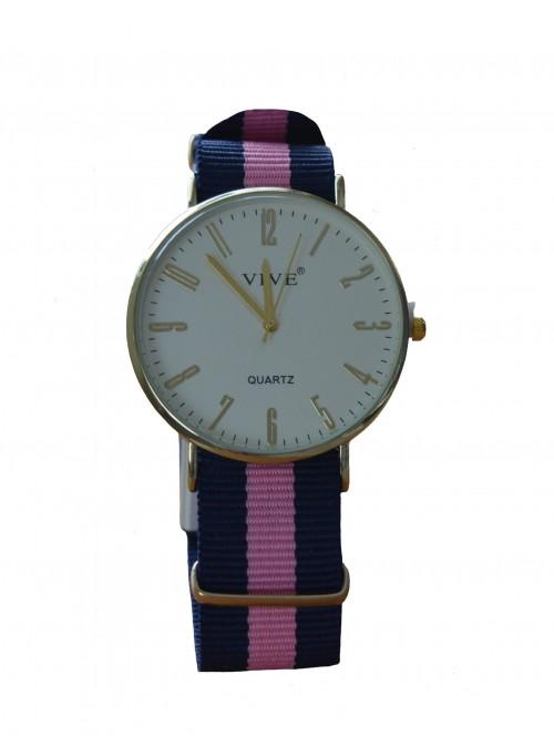 Heren Schoudertassen Canvas : Heren horloges unisex watch with canvas
