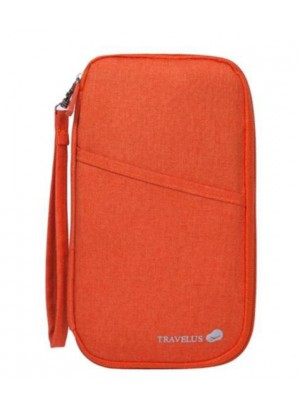 Reis - organizer - travel wallet - Oranje