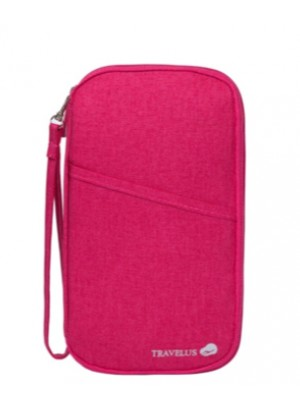Reis - organizer - travel wallet - Roze