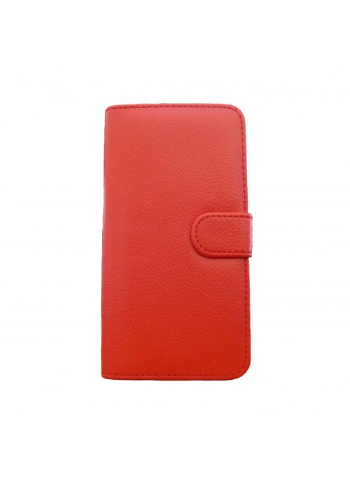 iPhone 6 Plus Bookstyle Hoesje -  Rood