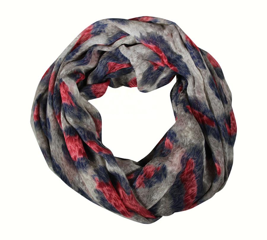 e4a81444a52 Loop sjaal - rood. Verlanglijst